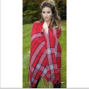 Sweaters - Kittenish pashmina Jessie James decker